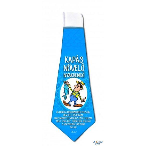 Nyakkendő, Kapás növelő nyakkendő