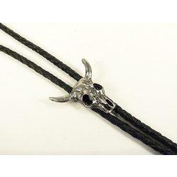 Leather cravat, ox