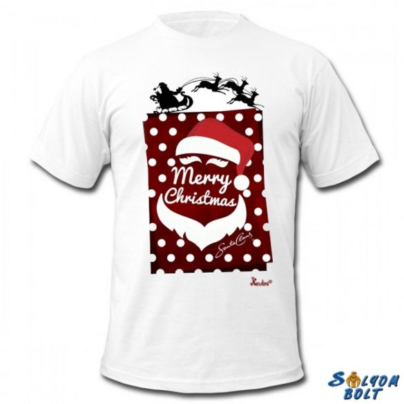 Karácsonyi póló, Santa Claus