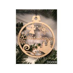 Karácsonyfa dísz, Keresztanya