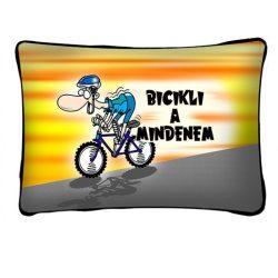 Díszpárna, A bicikli a mindenem