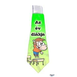 Nyakkendő, Ballagásod emlékére, Az év diákja