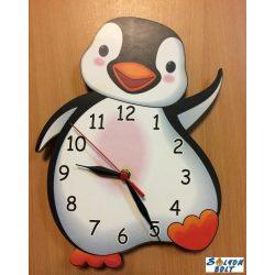 Hibás áru, falióra, Pingvin