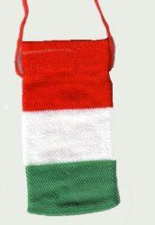Mobiltartó - nemzeti színű