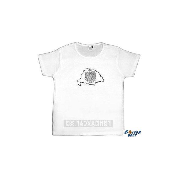 Rakamazi Turul NMO-ban női póló, akciós kifutó termék