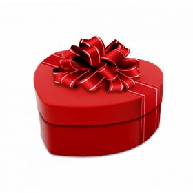 Szerelmes ajándékok - Valentin nap