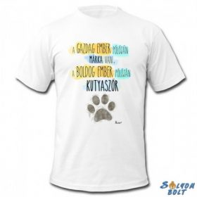 Kutyás pólók