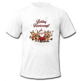 Karácsonyi póló