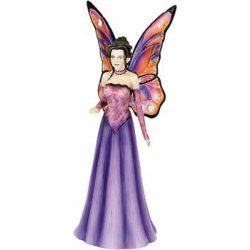 Pillangószárnyú tündér szobor