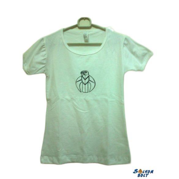 Szkíta sólyom női póló, akciós kifutó termék